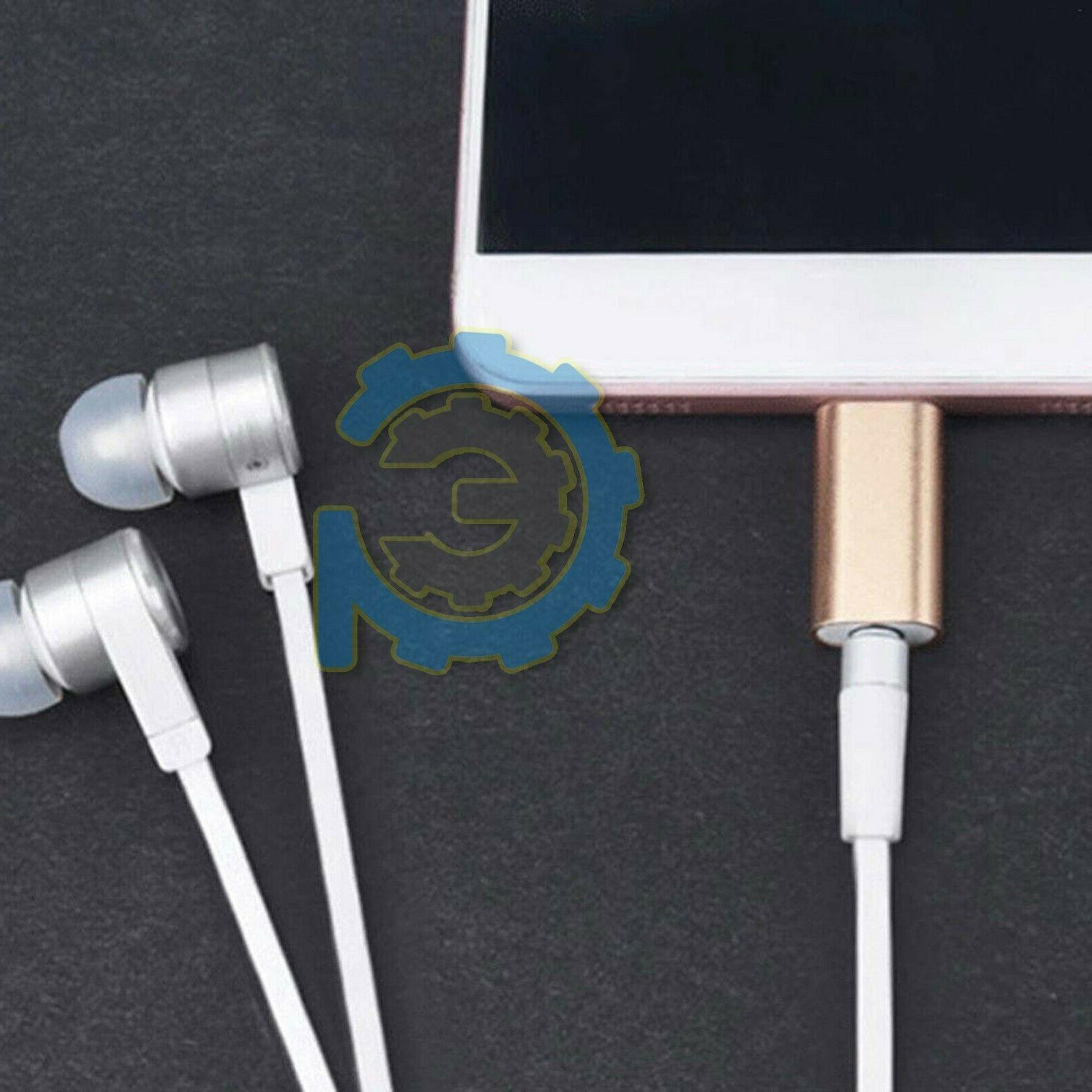 Metal Type-C AUX Earphone Headphone
