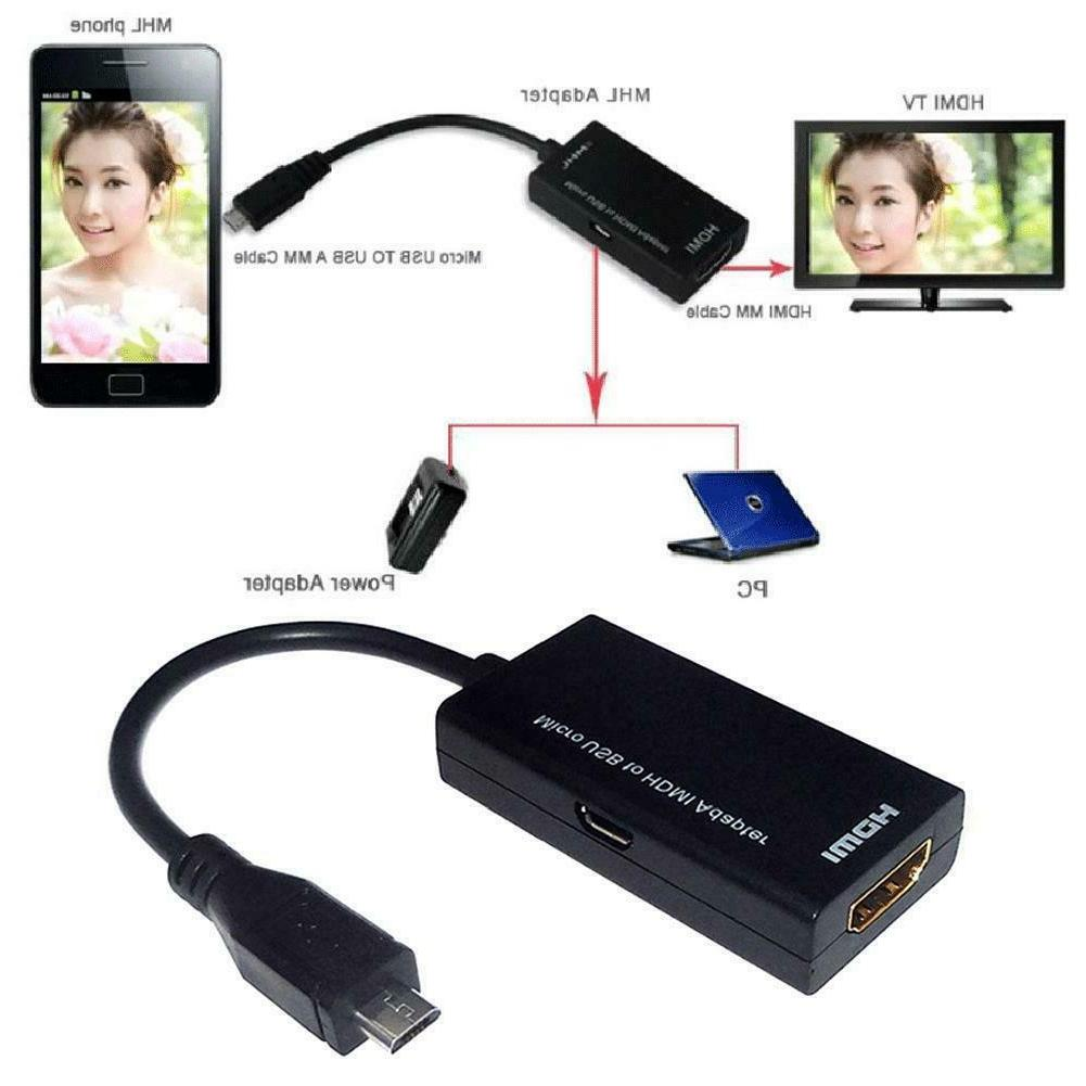 MHL USB to for Tablet
