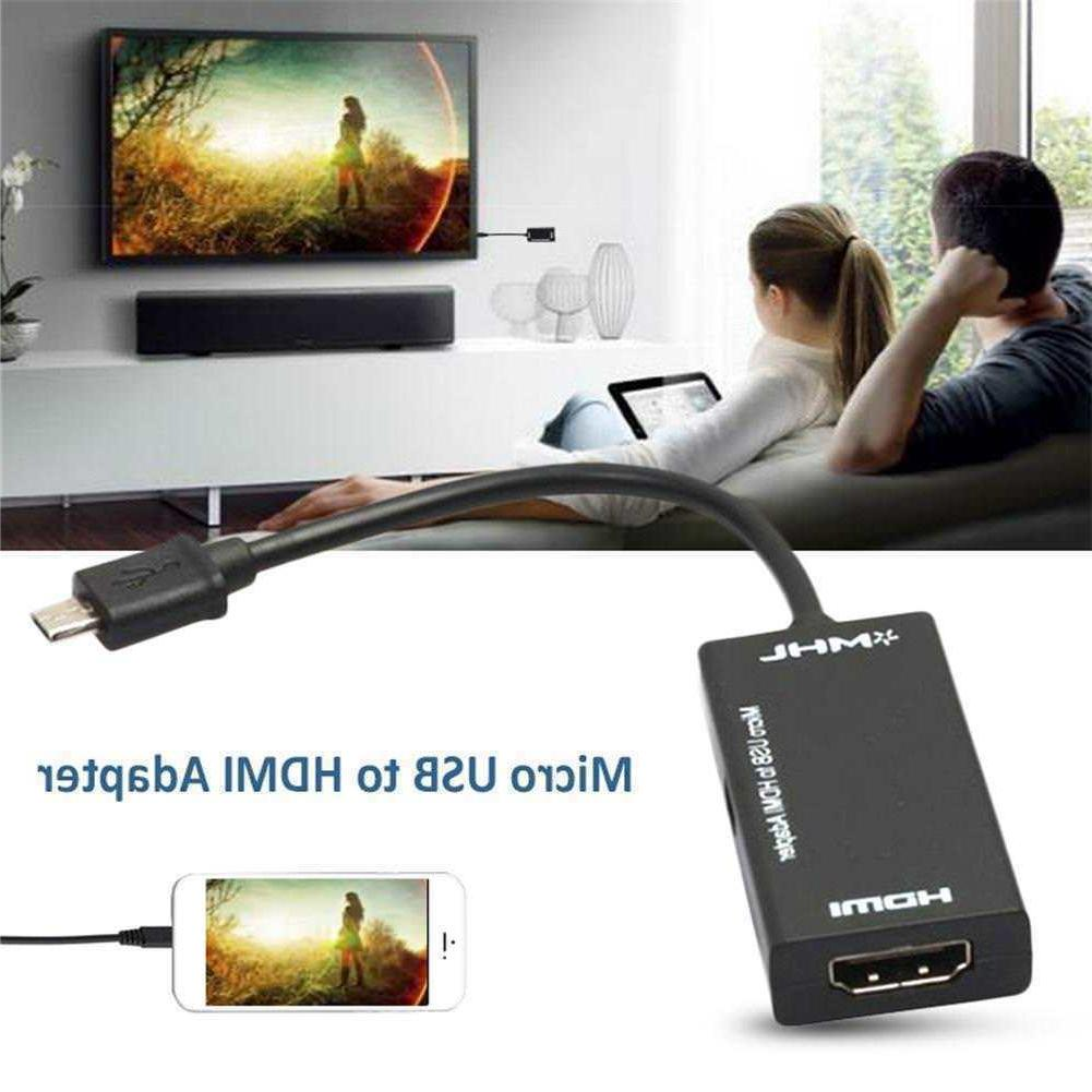 MHL HDMI for HD