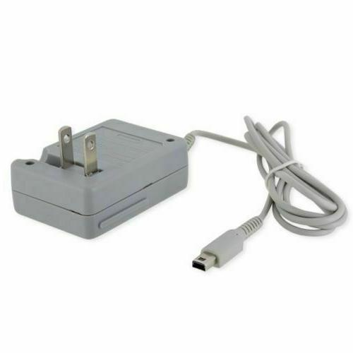 New AC Home Wall Cable Nintendo 3DS/ DSi XL System
