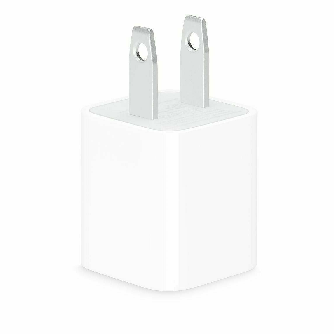 New iPhone 5W Adapter A1385