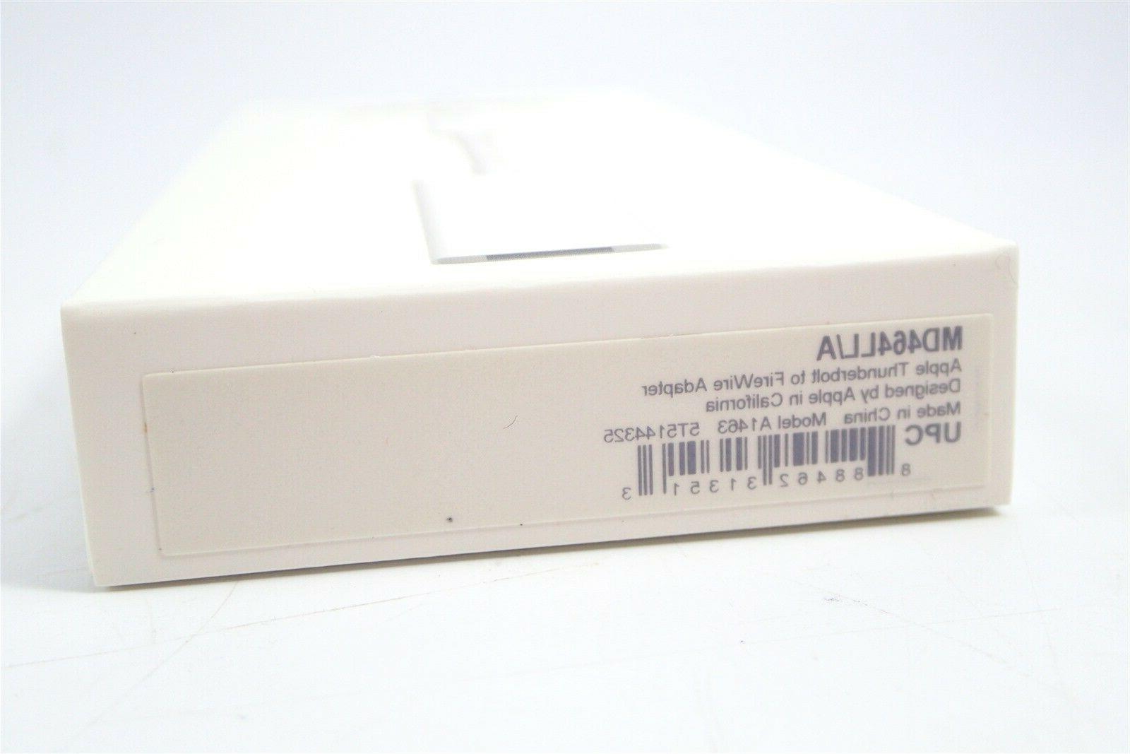 New Sealed MD464LL/A