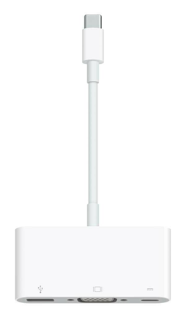 new sealed usb c to vga multiport