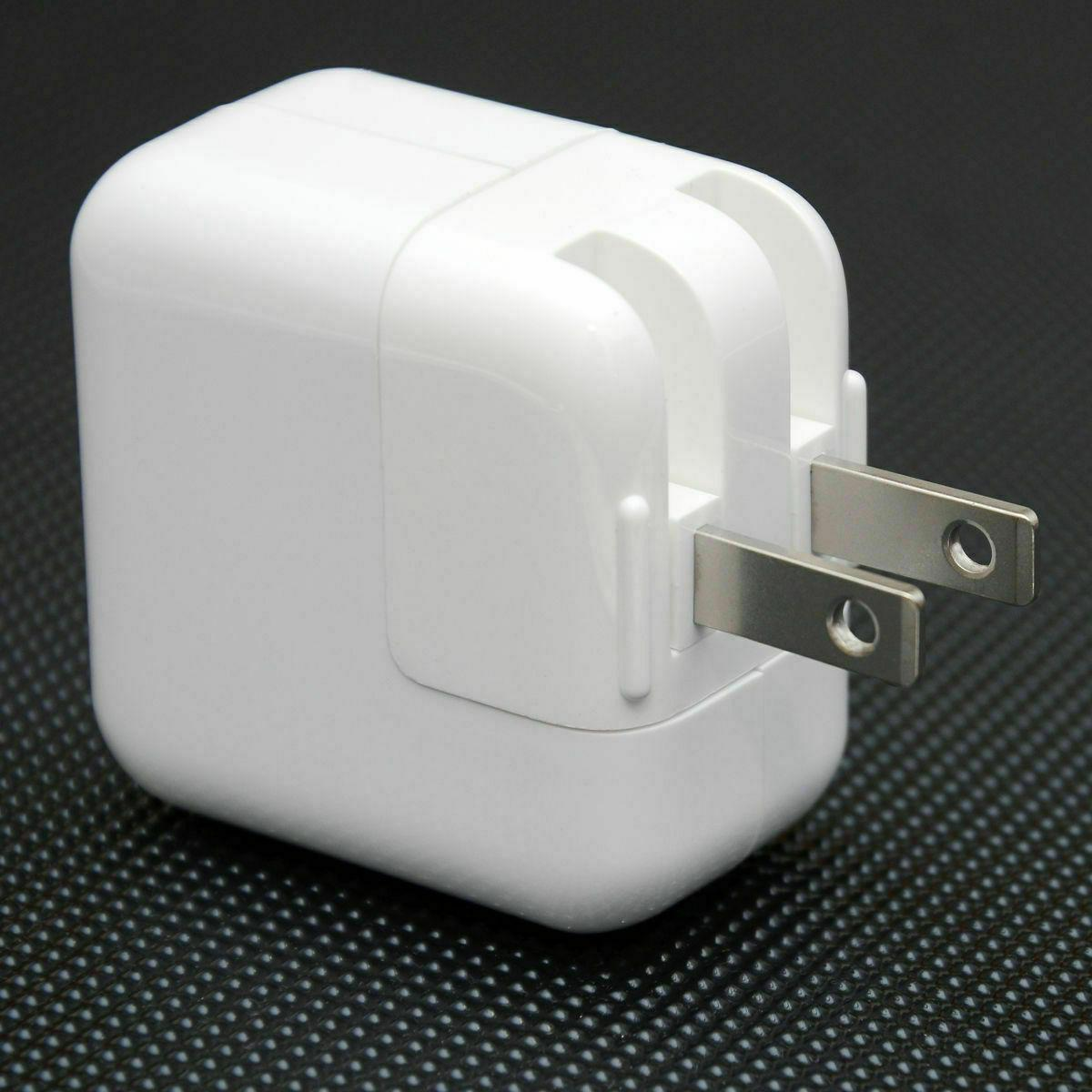 original 12w usb power adapter wall charger