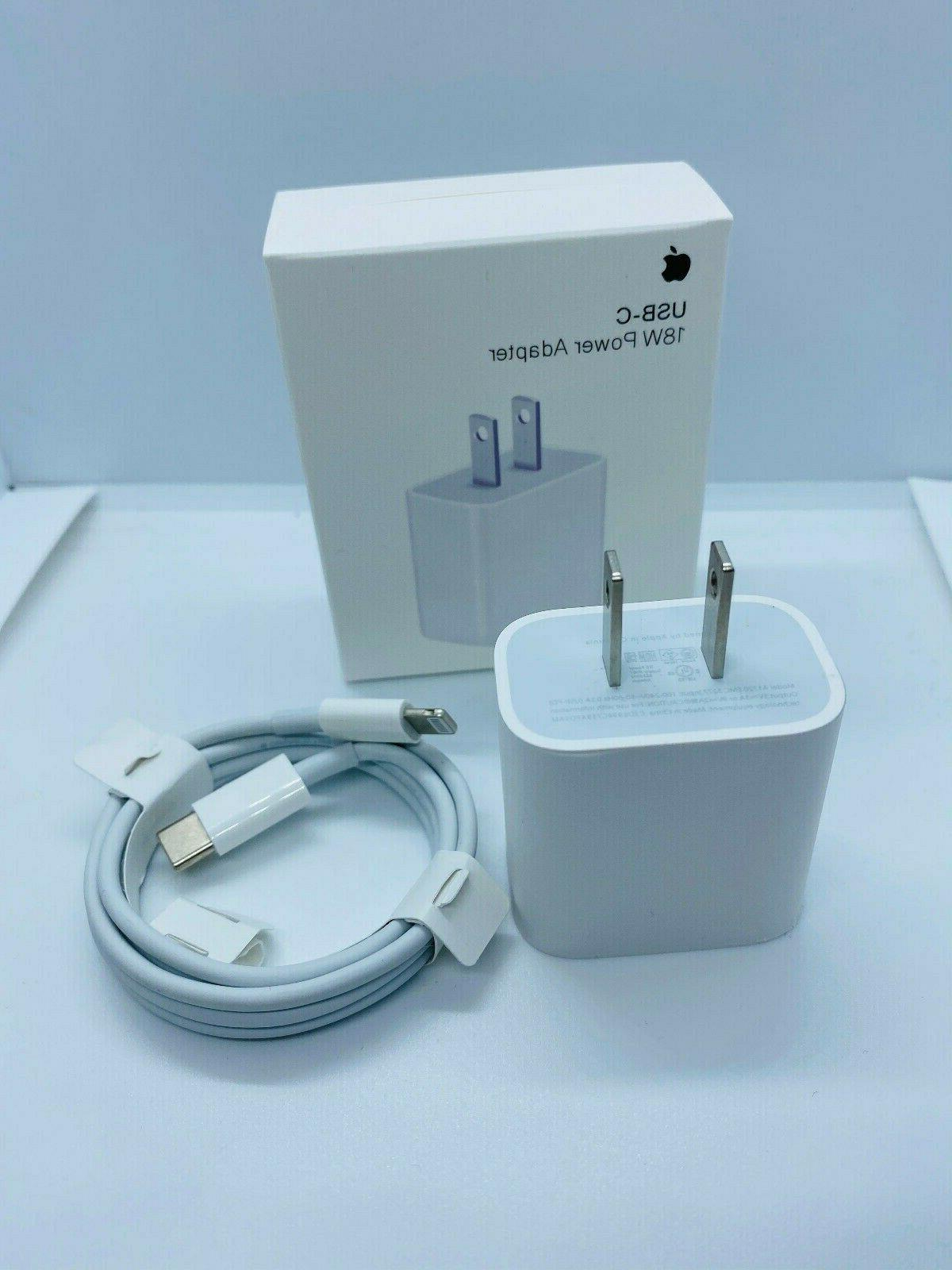orignal 18w fast charger power adapter usb