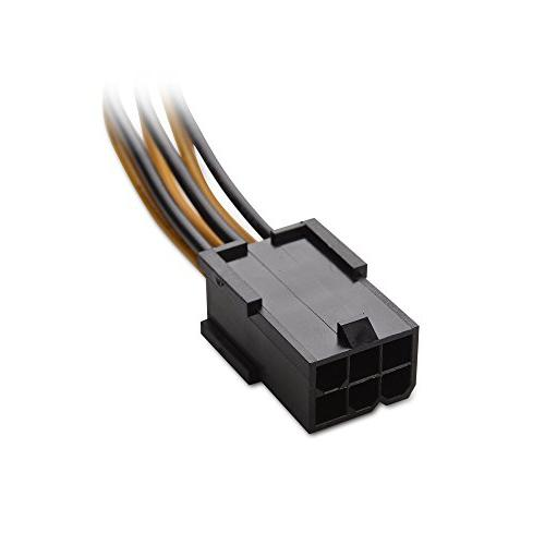 Cable 6-Pin to 8-Pin PCIe Power Inches