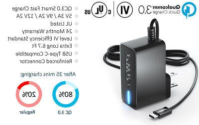 Pwr Charger for Charge 4 Speaker Power AC Adapter