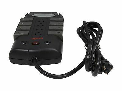 Rosewill Premium 4320 12 Outlets Power Protector Plug