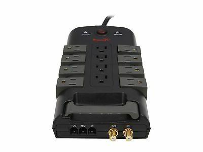 Rosewill Joules 12 Power Surge Protector Plug