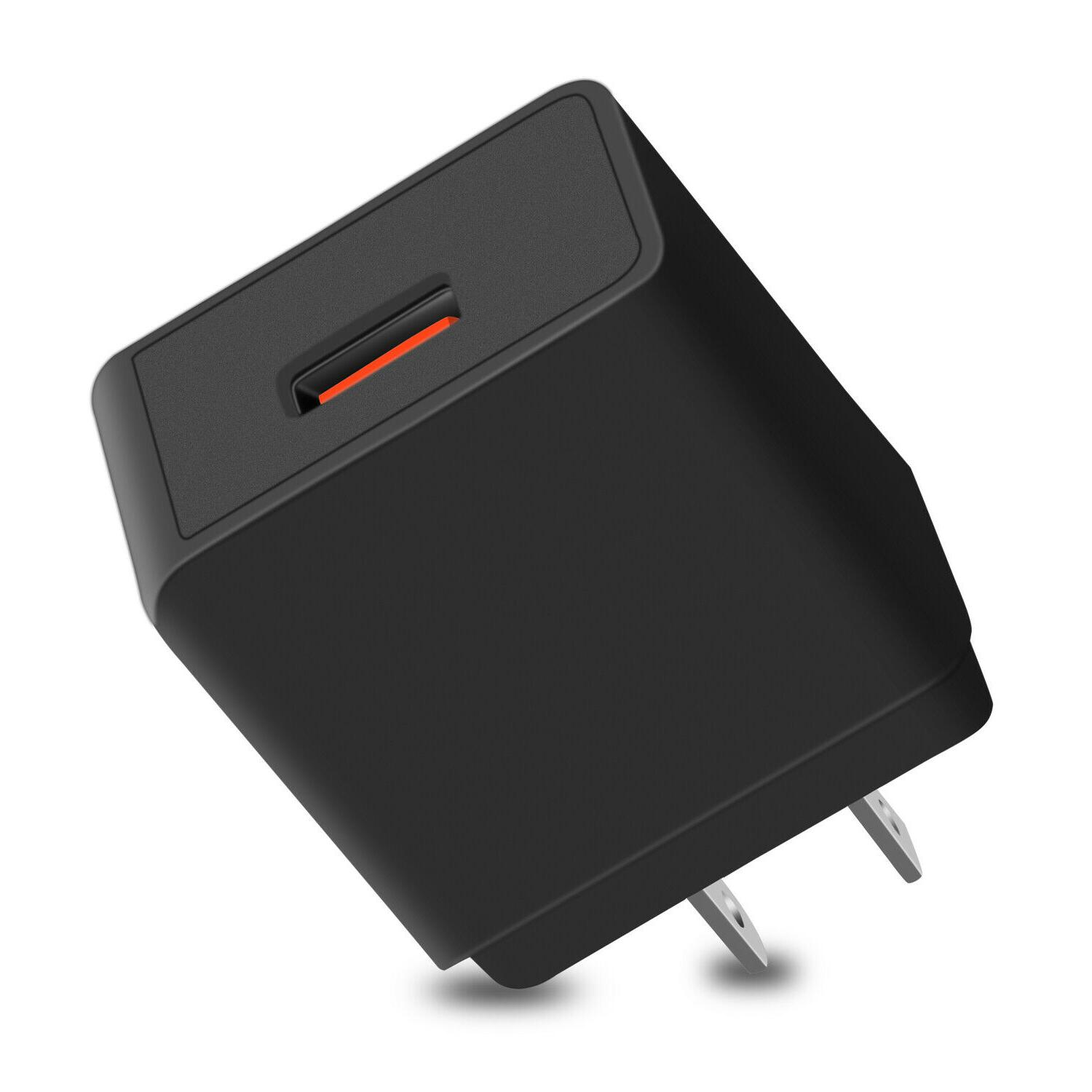 USB Fast Quick Charger Wall Adapter 18W QC 3.0 US Plug For S