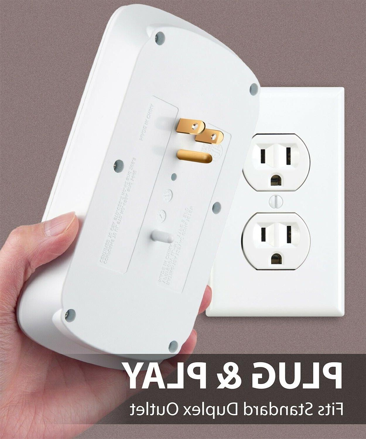 2 6 Surge Protector Tap
