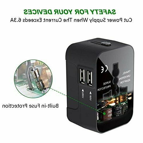 Travel Adapter, in Size 2 Smart