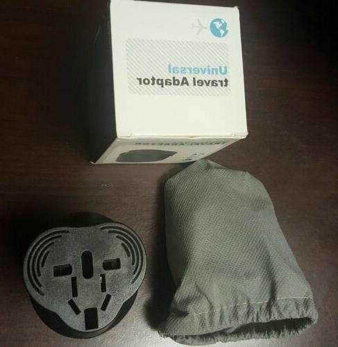 travel adapter worldwide all in one universal