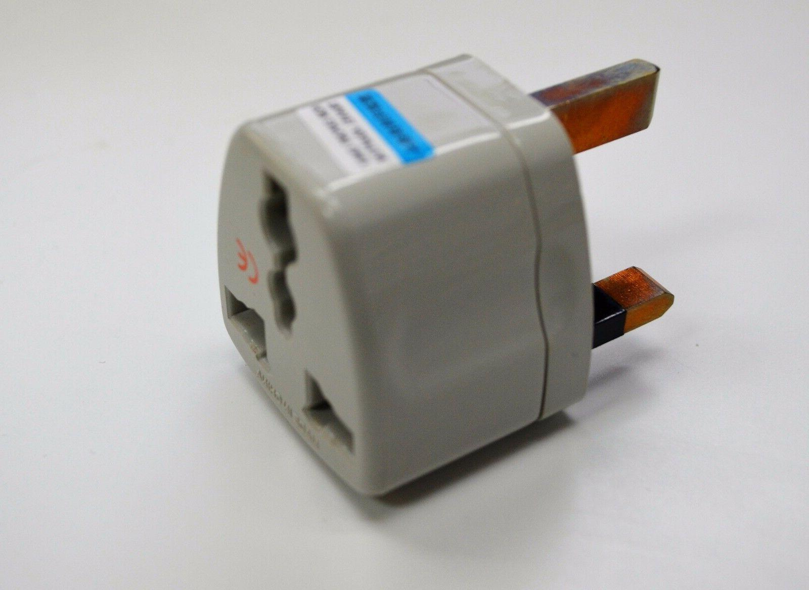 Travel Universal Plug Adapter Type for UK, Iraq Pack