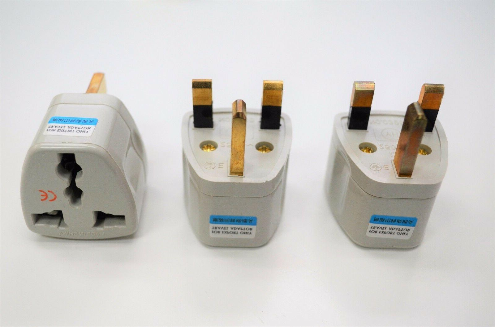 travel universal plug adapter type g