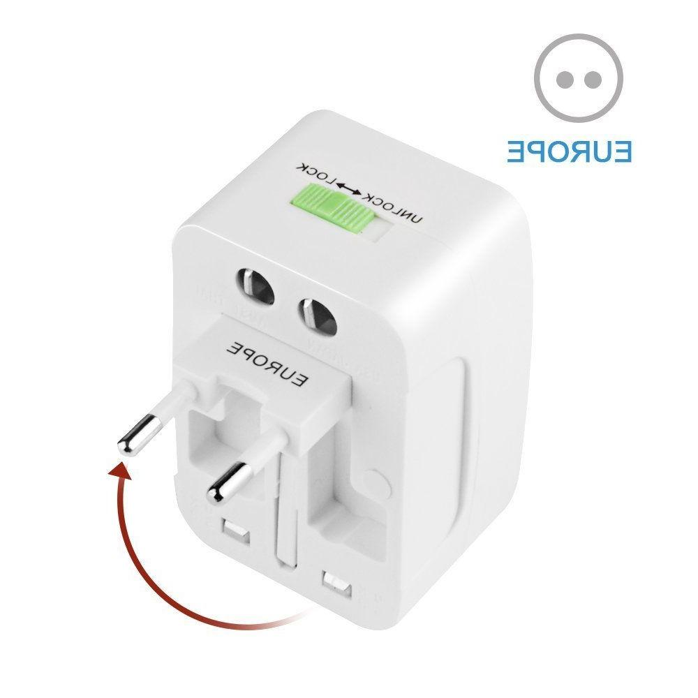 Universal All Power Wall Charger Socket Travel Converter