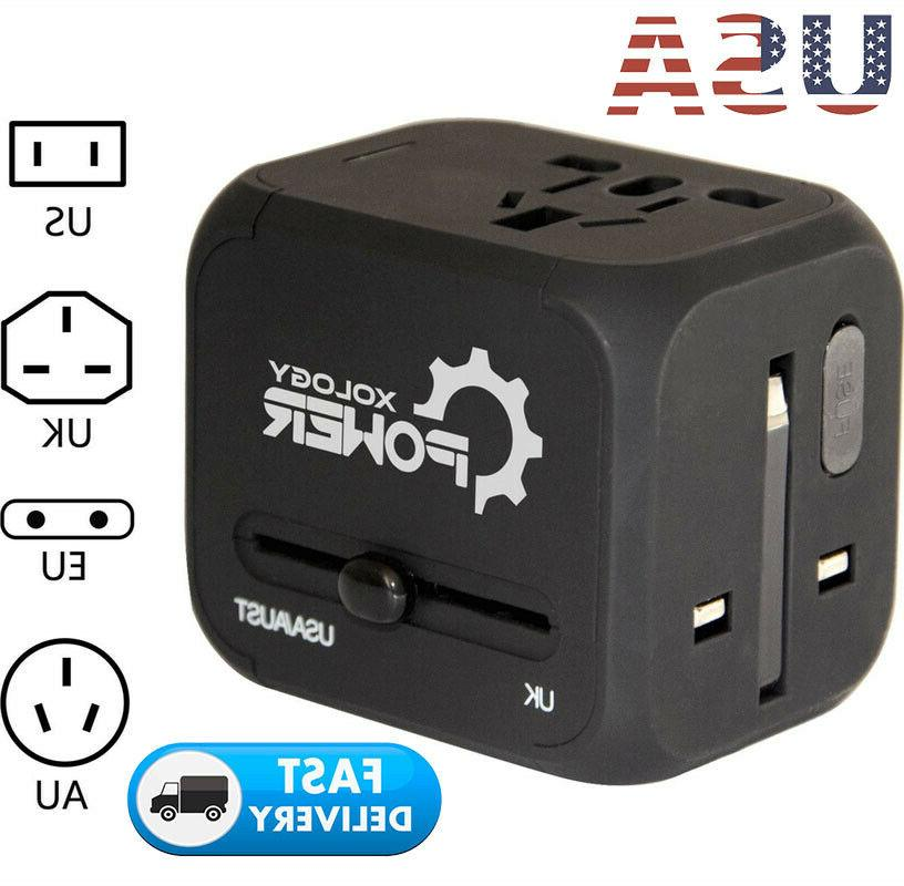 Universal Adapter Electric Converter Travel Plug