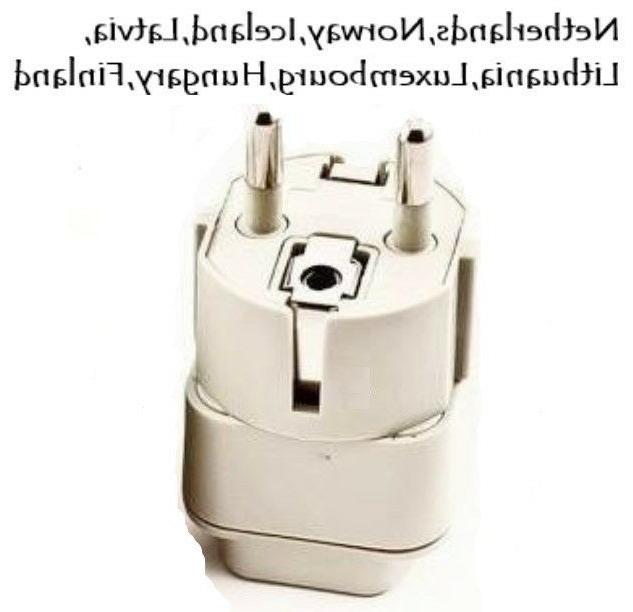 Electrical to Travel Adapter