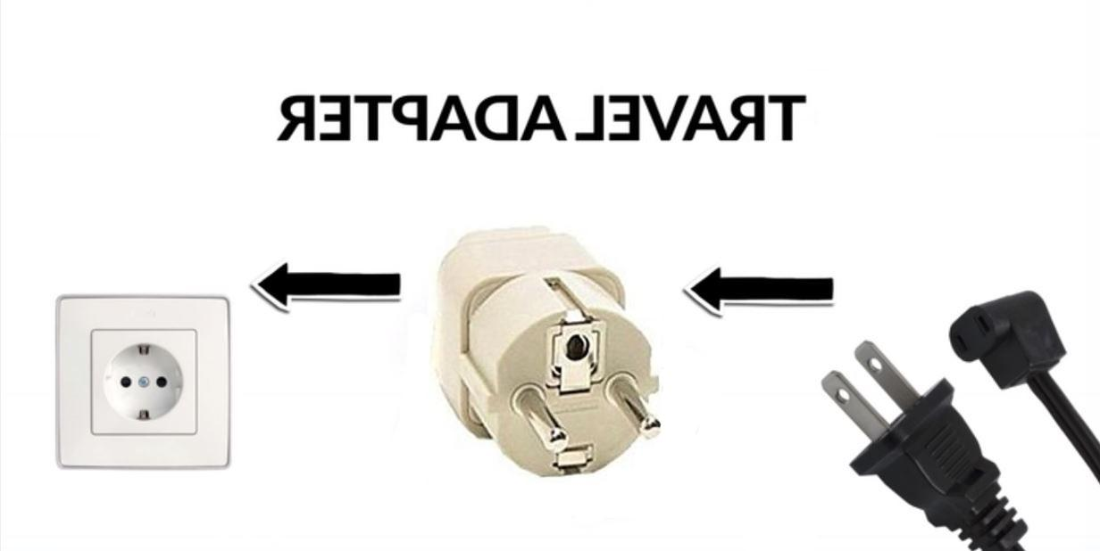 Electrical USA to American Travel Adapter Charger