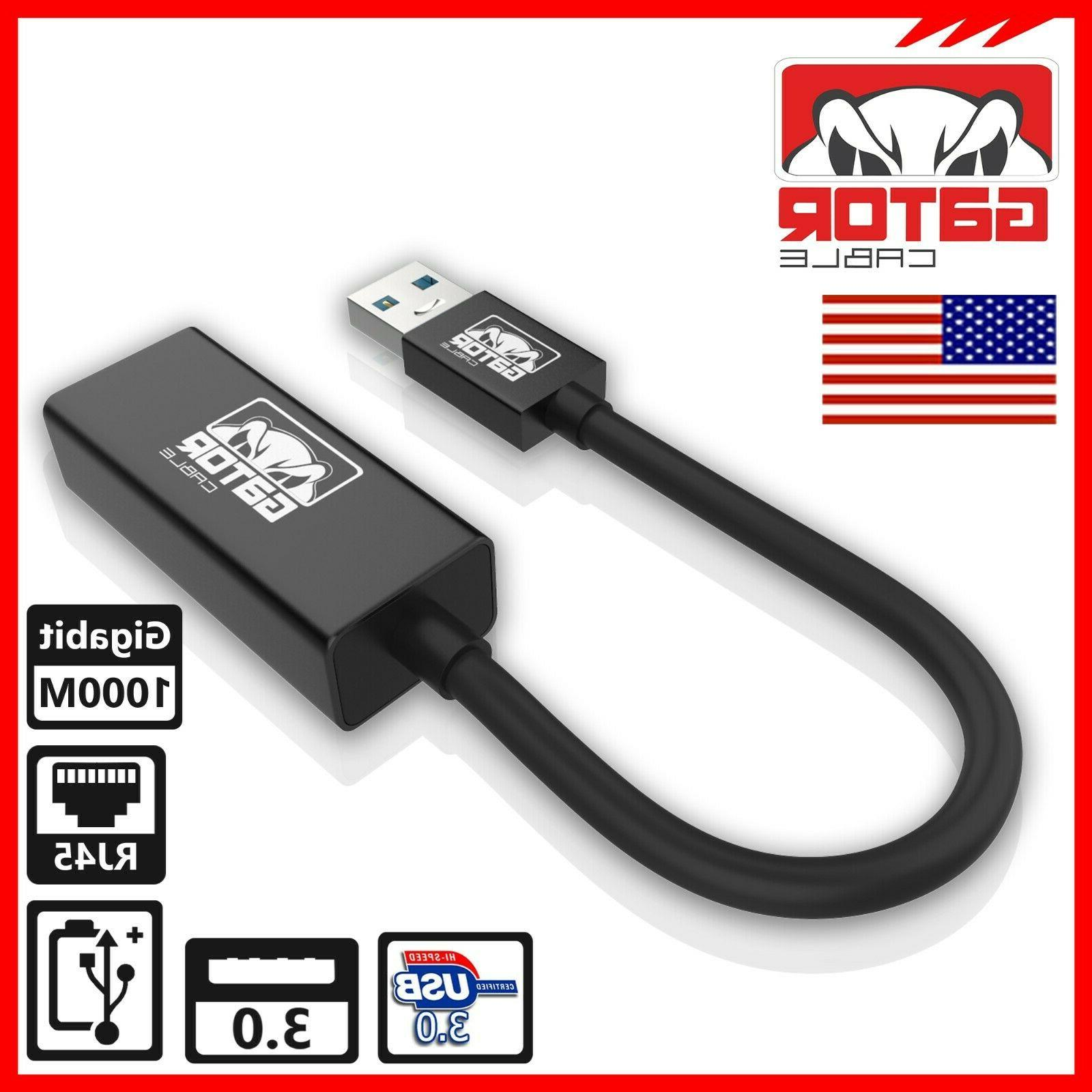 USB 3.0 LAN Adapter Windows Mac