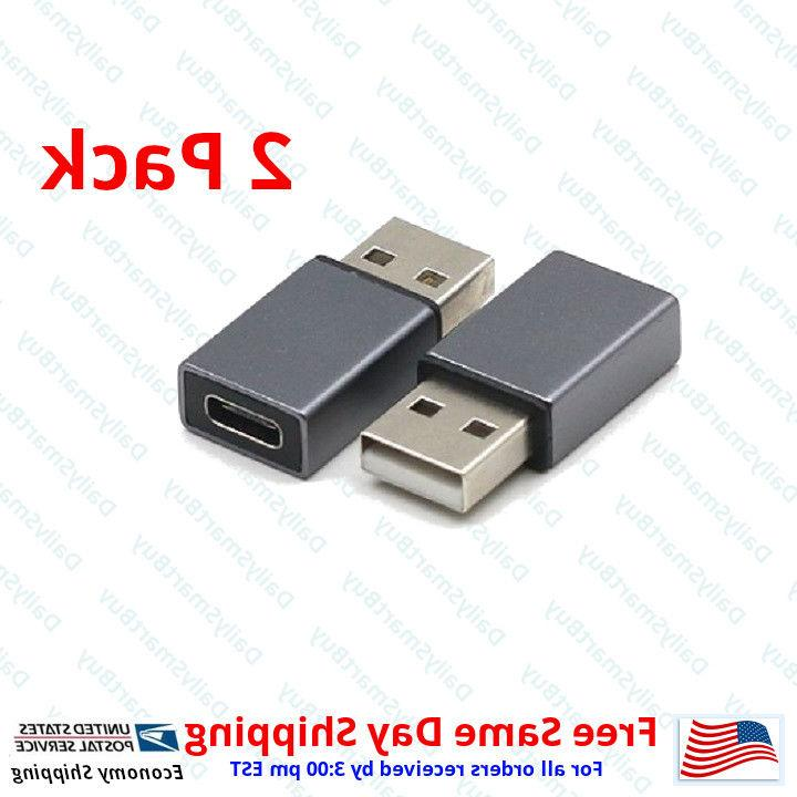 USB Type C Female USB 3.0 Type Converter Connector