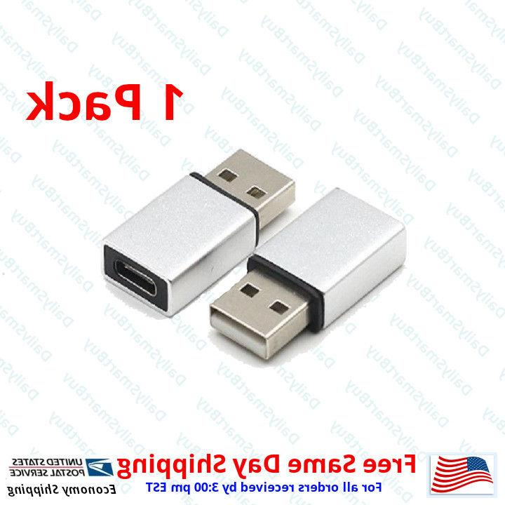 USB 3.1 Female to Type Converter