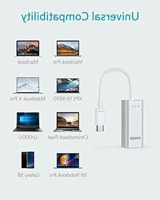 Anker Ethernet Network