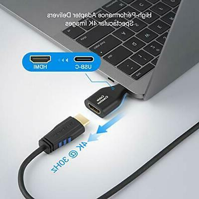 USB-C to CableCreation Type HDMI Adapter,
