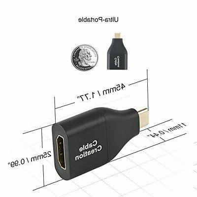 USB-C to HDMI, Type Adapter,