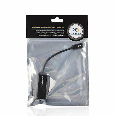 Cable C Adapter Black