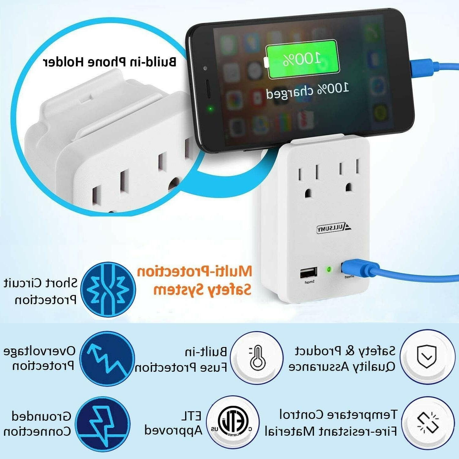 Worldwide Travel Electrical Charger