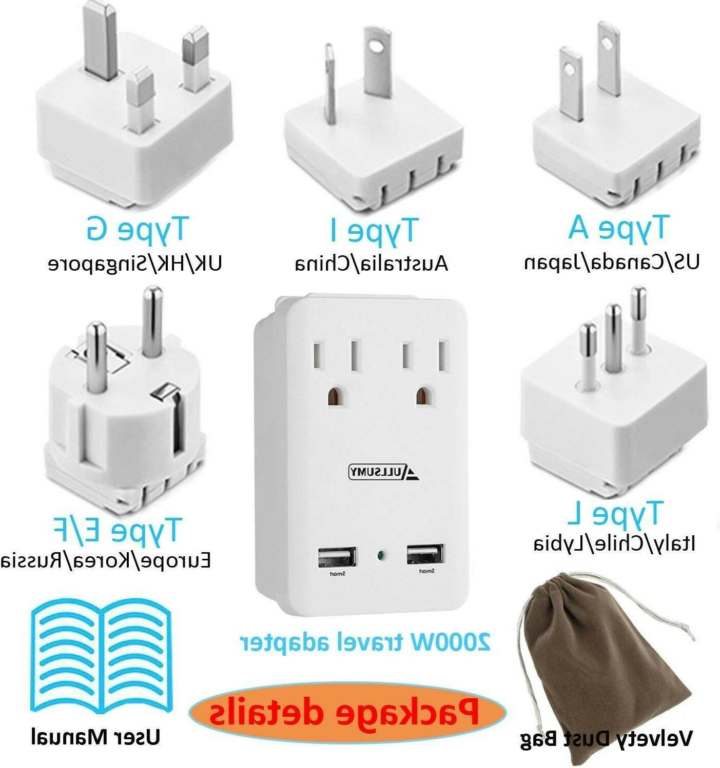 Worldwide Electrical Charger