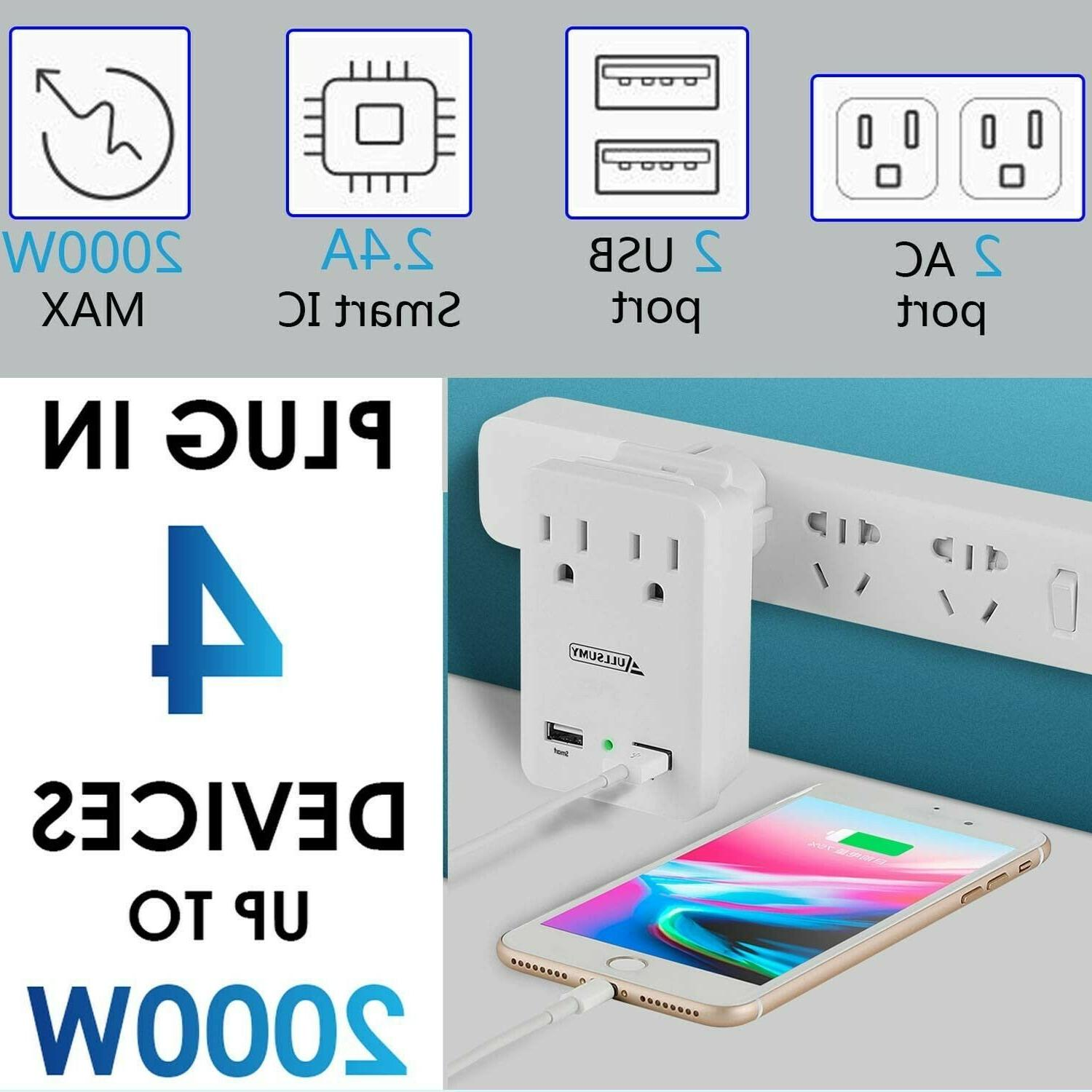Worldwide Electrical Travel Power Charger