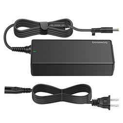 Powseed 90w 19V Laptop AC Power Adapter Charger for Samsung