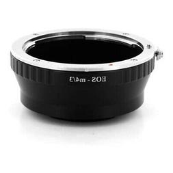 Zykkor Lens Adapter for Canon EOS Mount Lens to Micro 4/3 Ca