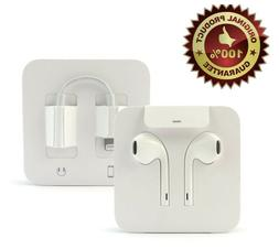 Apple Lightning Earpods with 3.5mm Headphone Adapter OEM Ear