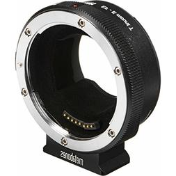 Canon EF Lens to Sony E Mount T Smart Adapter