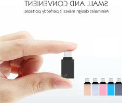METAL USB 3.1 Type C Male to USB 3.0 Type A Female Adapter C