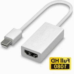Mini DisplayPort Thunderbolt To HDMI Adapter For Microsoft S