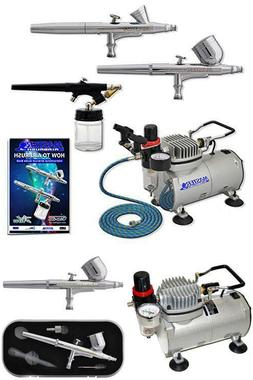 multi purpose airbrushing system