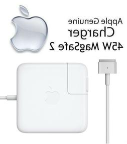 Apple 45W MagSafe 2 Power Adapter Charger MacBook Air 13-inc
