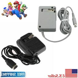 NEW AC Adapter Home Wall Travel Charger For Nintendo DS 2DS