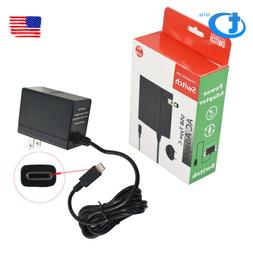 New AC Adapter Power Supply Wall Charger For Nintendo Switch