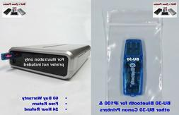 New Canon BU-30 Compatible Bluetooth Adapter for iP100 /& Others  60 Day WARRANTY