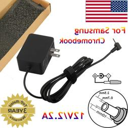 AC Adapter Charger for Samsung Chromebook Xe500c12,Xe500c1