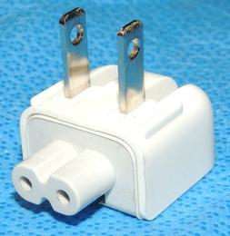 NEW Genuine Apple MagSafe AC Wall Adapter Duckhead 2-Prong P