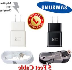 New OEM Fast Rapid Wall Charger  Adaptive For Samsung Galaxy