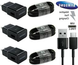 OEM Fast Adaptive Rapid Charger Type-C Cable For Samsung Gal