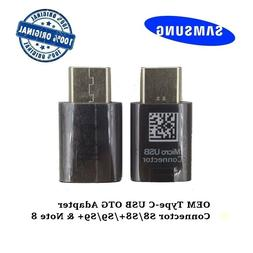 OEM Type-C USB Adapter Connector for Samsung Galaxy S8/8+/S9