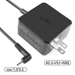 Flgan 26W Power AC Adapter 12V 2.2A Extra Long 6 Foot Charge